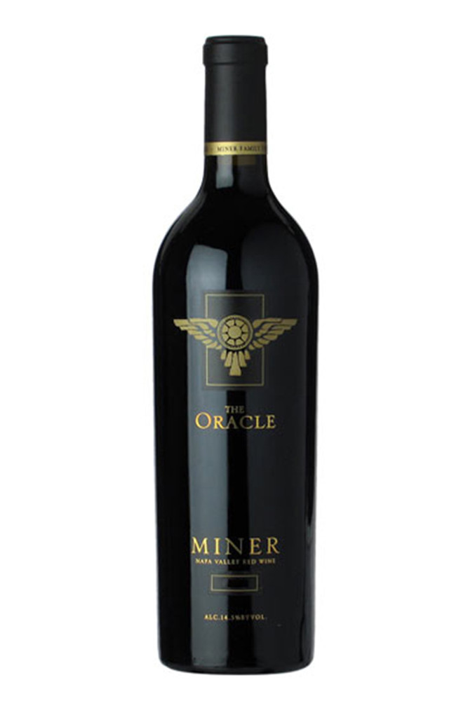 Miner The Oracle Red Blend