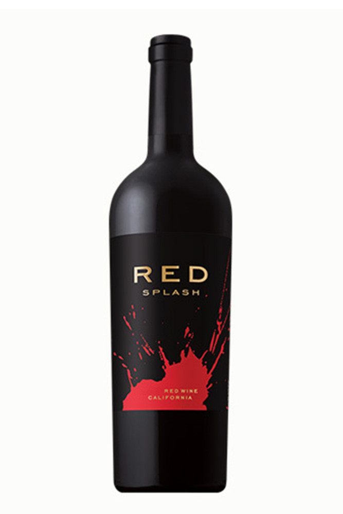 St Francis Red Splash Blend