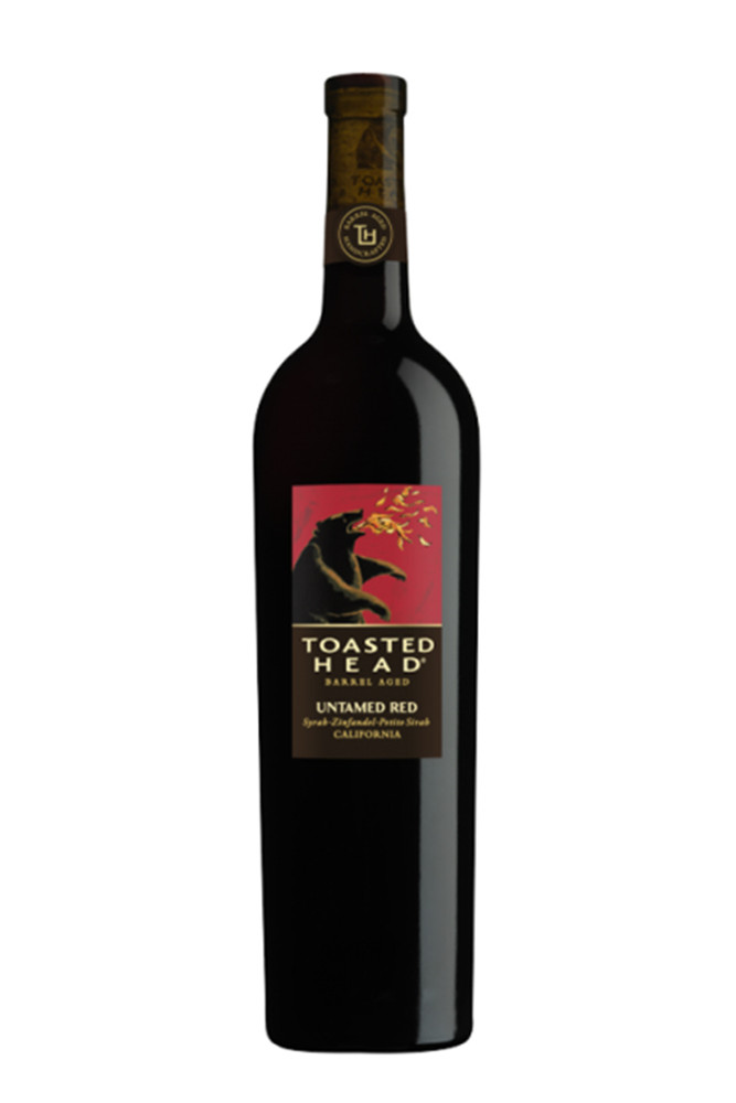 Toasted Head Untamed Red