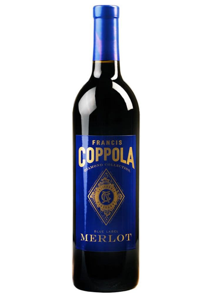 Coppola Diamond Collection Merlot Blue Label