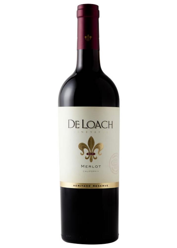 Deloach California Series Merlot