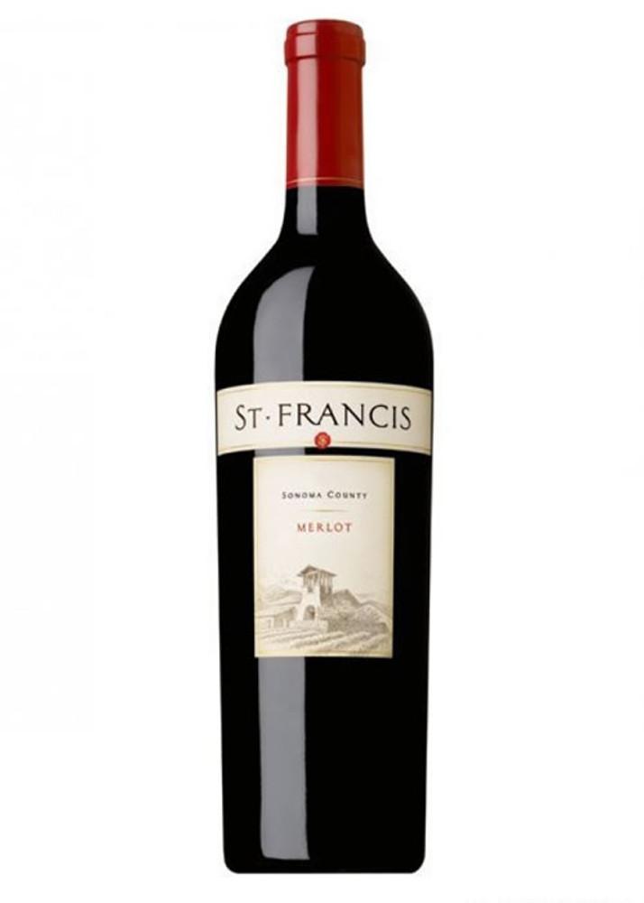St Francis Merlot