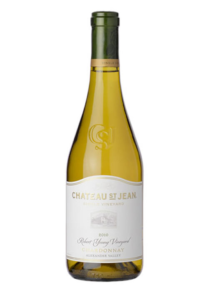 Chateau St Jean Chardonnay Robert Young Vineyard