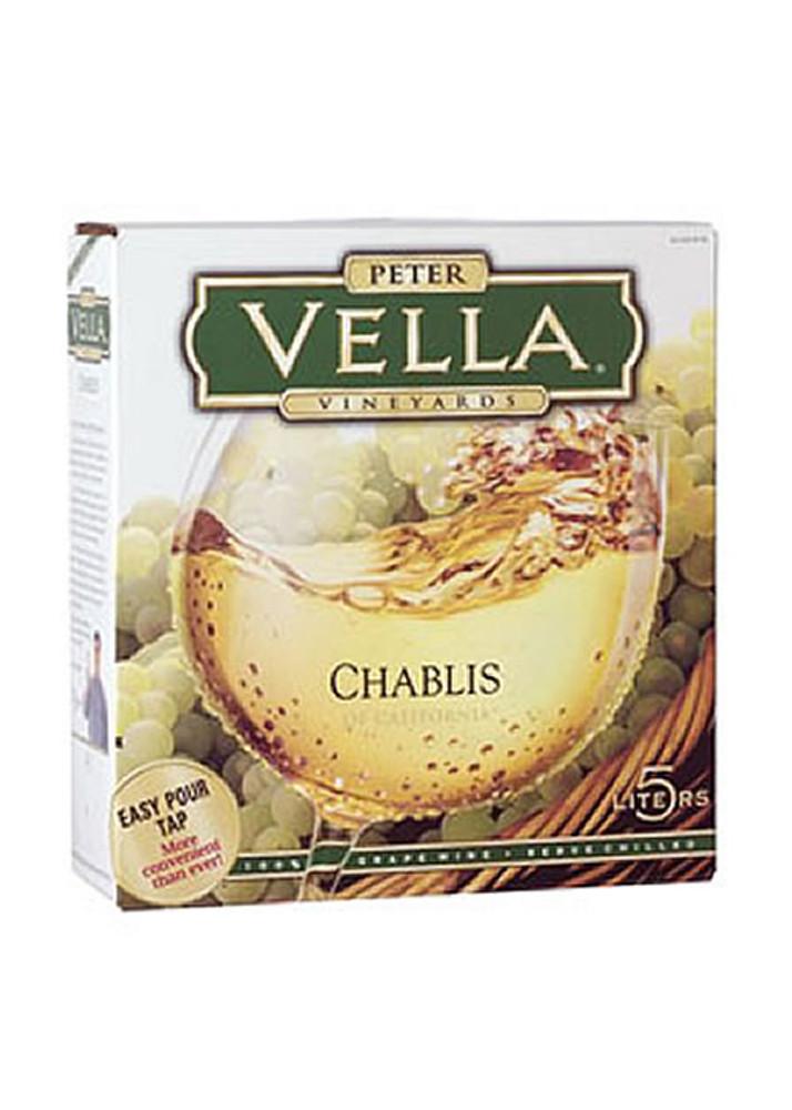 Peter Vella Chablis 5L