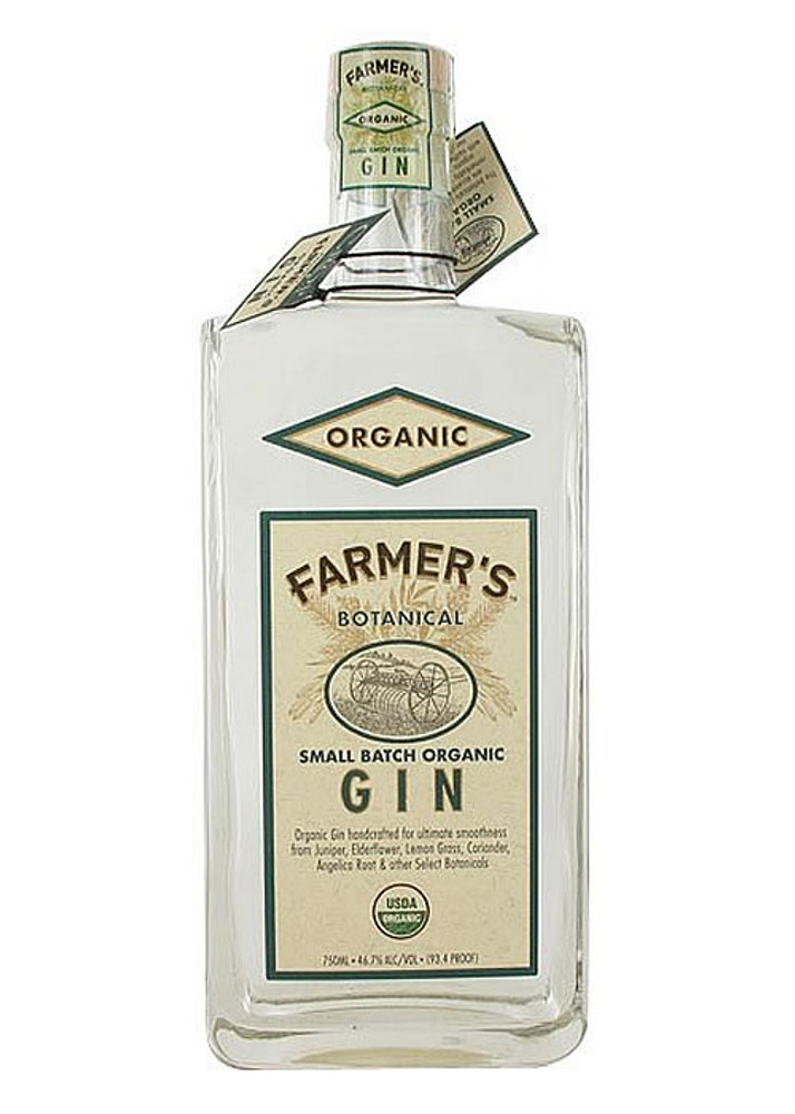 Farmers Botanical Gin