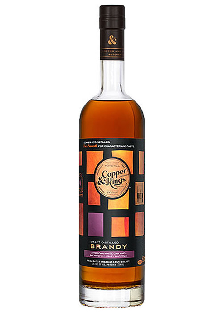 Copper & Kings American Craft Distilled Brandy