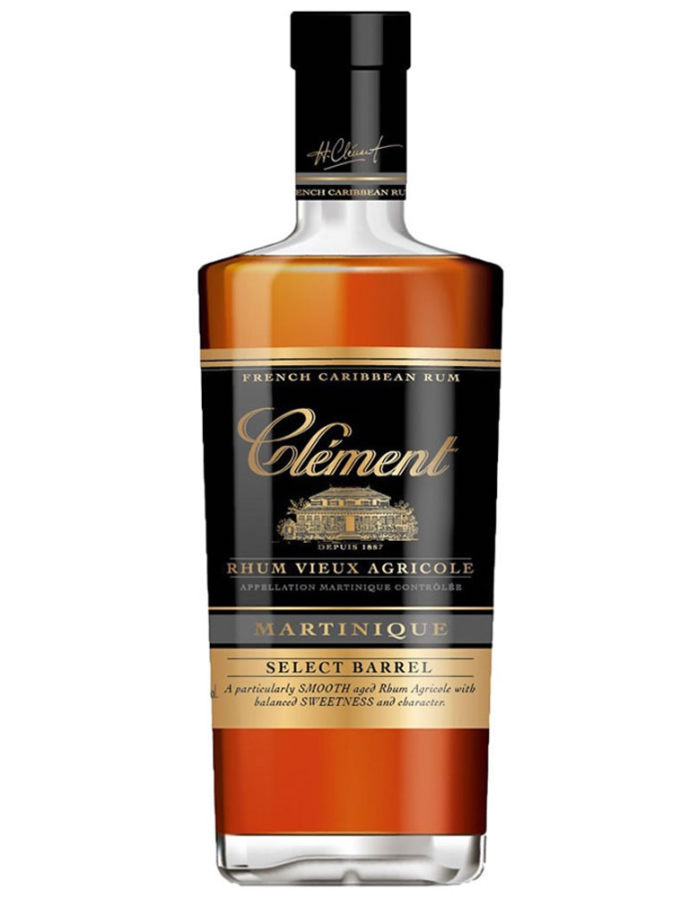 Rhum Clement Select Barrel