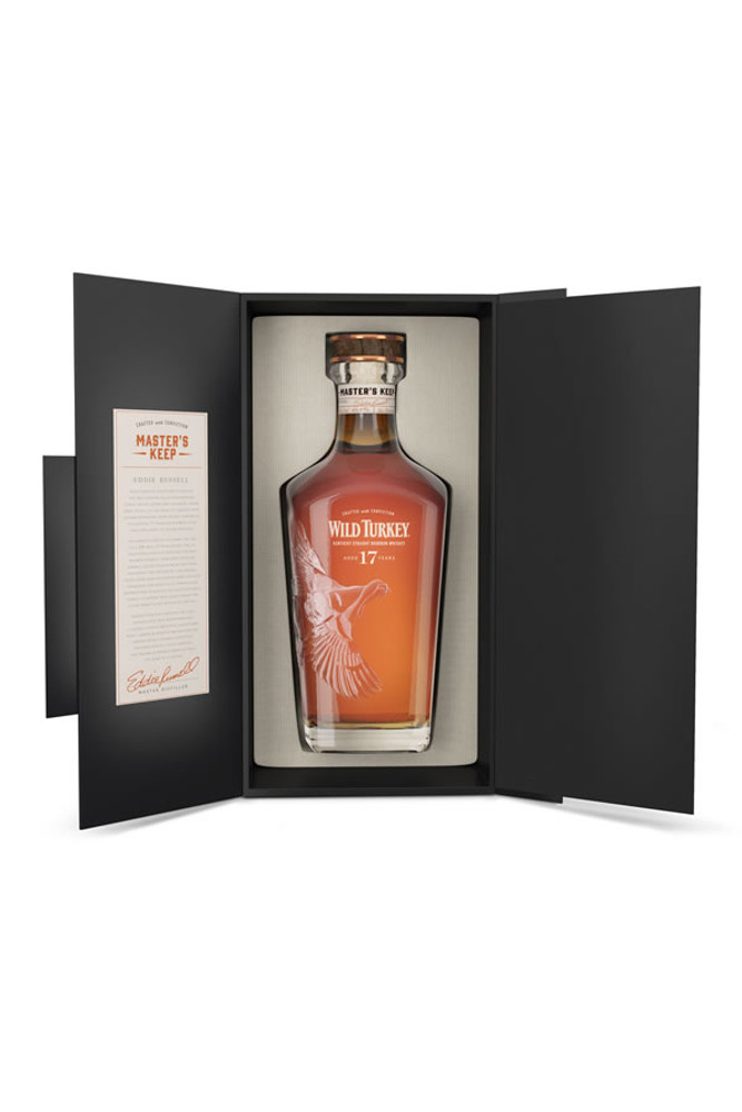 Wild Turkey Master's Keep 17 Year Bourbon