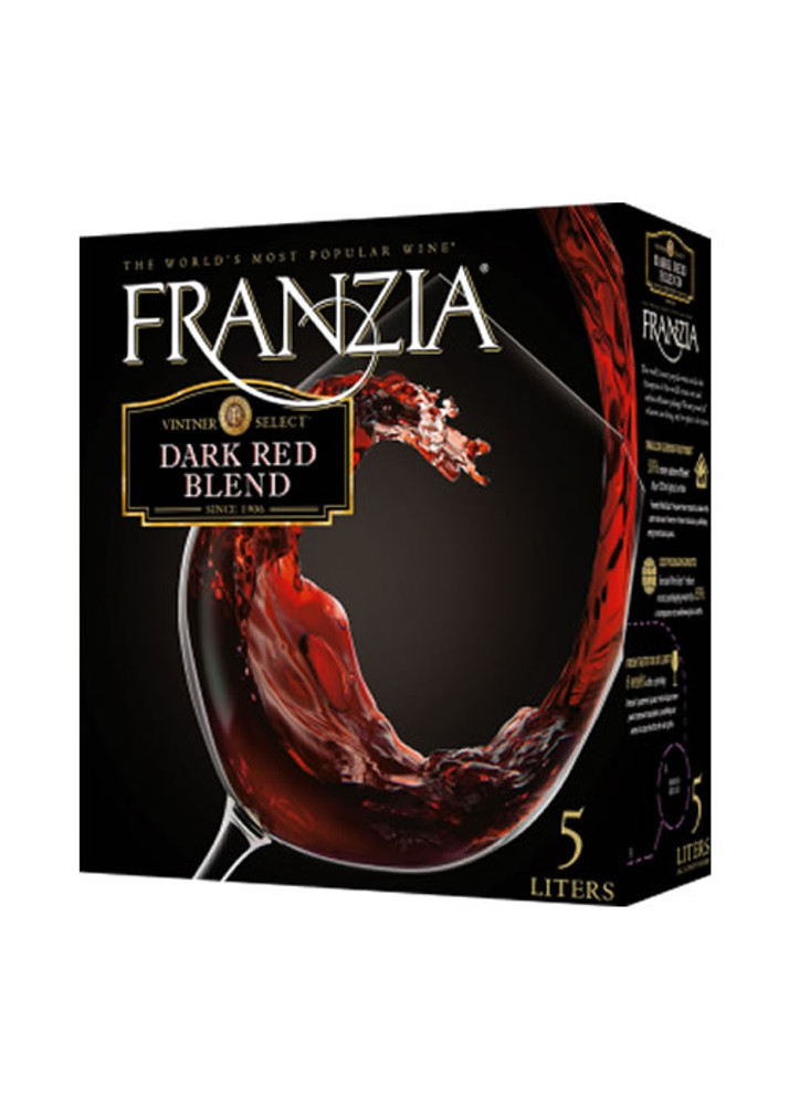 Franzia Dark Red Blend