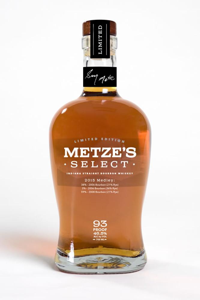 Metze's Select Bourbon