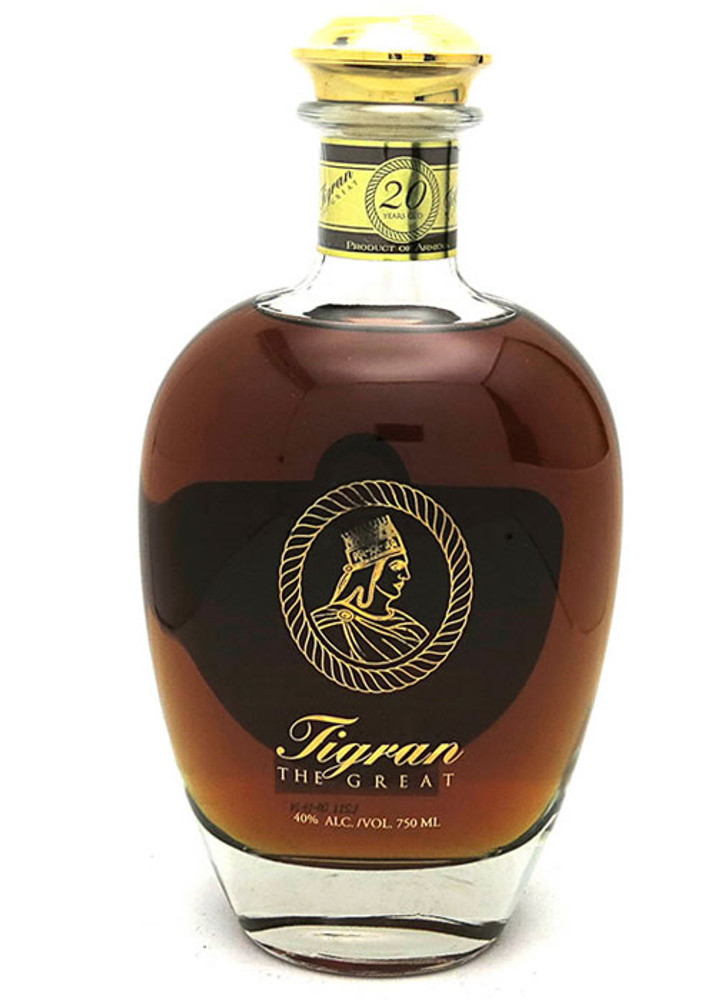 Tigran The Great 20 Year Brandy