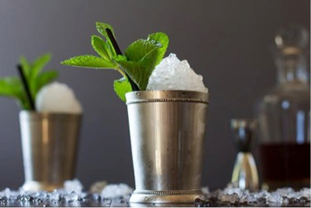 The best mint julep recipe for the Kentucky Derby