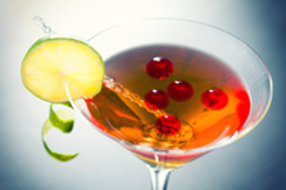 Get started with molecular mixology with this simple recipe