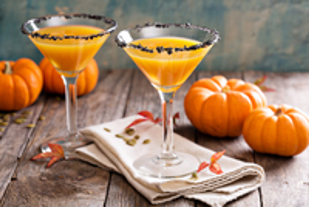 Pumpkin Cocktail Recipes
