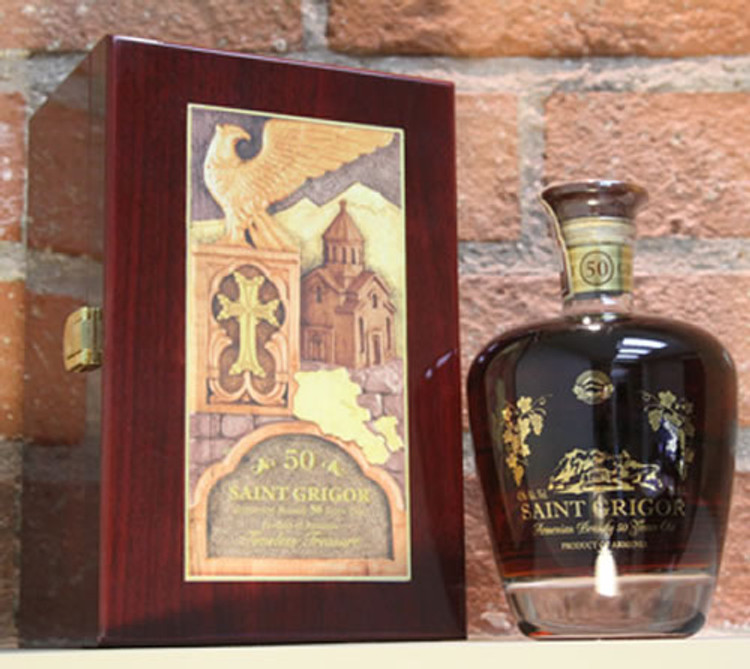 Saint Grigor 50 Year Brandy