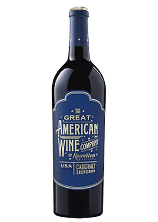 The Great American Wine Co Cabernet Sauvignon