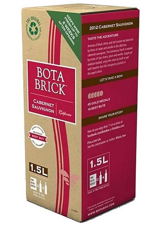 Bota Brick Cabernet Sauvignon