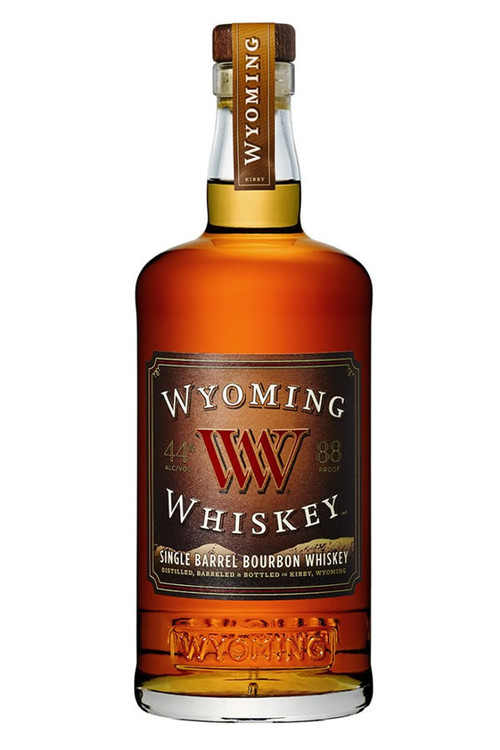 Wyoming Whiskey Single Barrel Bourbon
