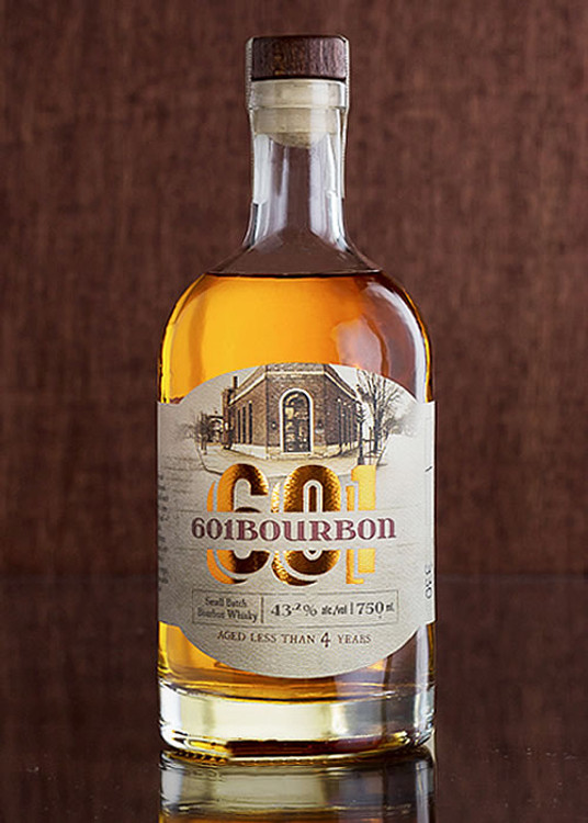 Adirondack Distilling 601 Bourbon 750ML