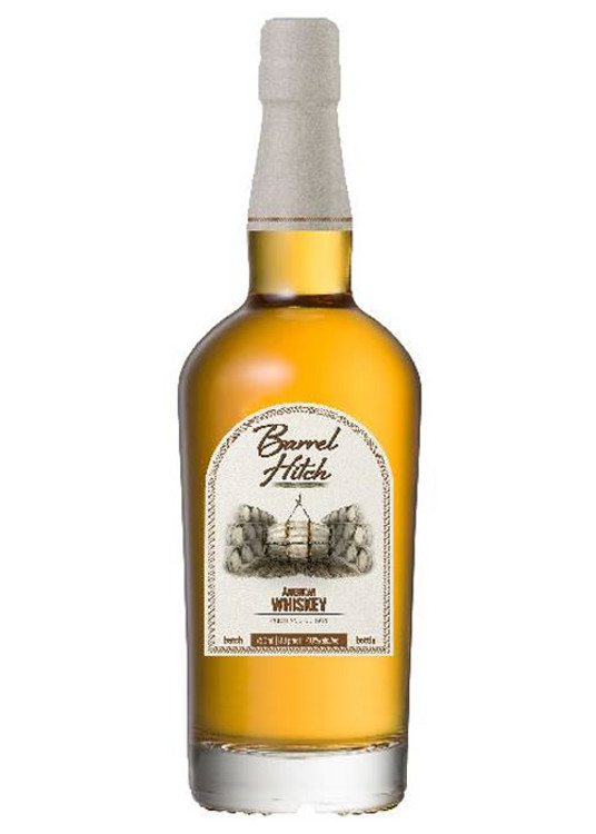 Barrel Hitch American Whiskey 750ML