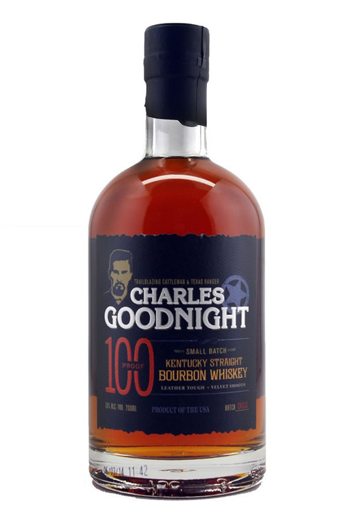 Charles Goodnight Bourbon