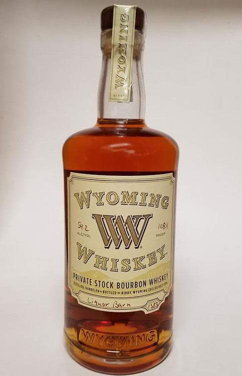 Wyoming Whiskey Barrel Strength