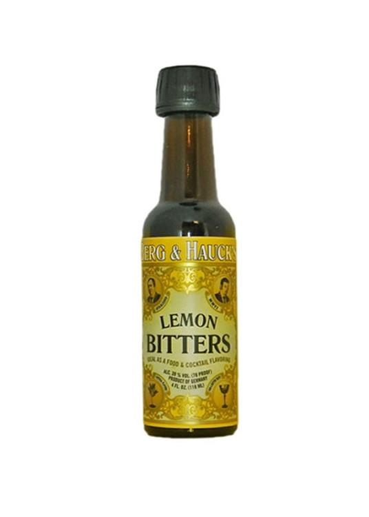 Berg & Hauck's Lemon Bitters