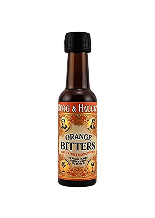 Berg & Hauck's Orange Bitters 4OZ