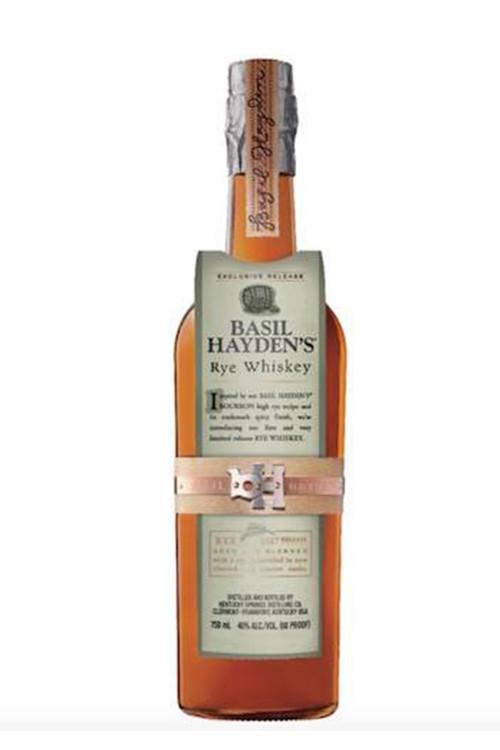 Basil Haydens Rye 750ML