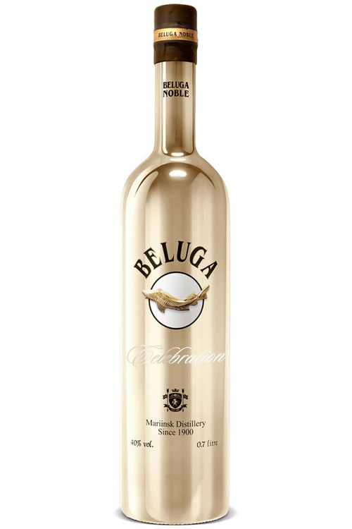 Beluga Noble Celebration Vodka 750ML