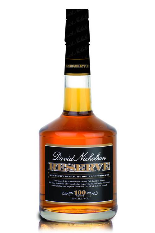 David Nicholson Reserve Bourbon