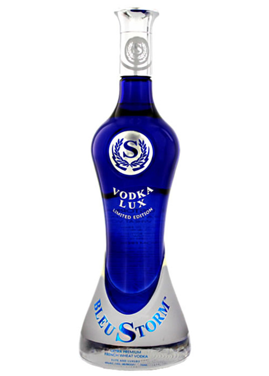 Bleustorm Vodka 750ML
