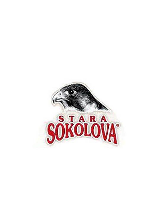 Stara Sokolova Unaged Slivovitz 750ML