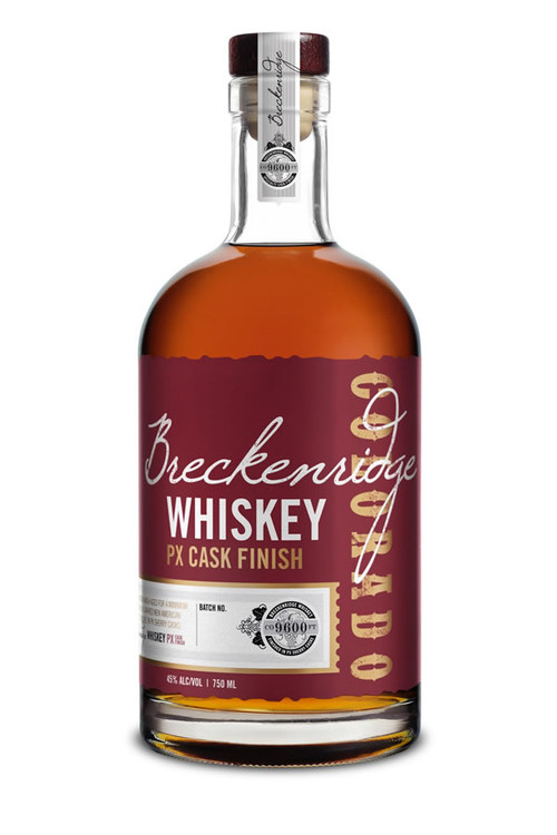 Breckenridge PX Cask Finish Whiskey