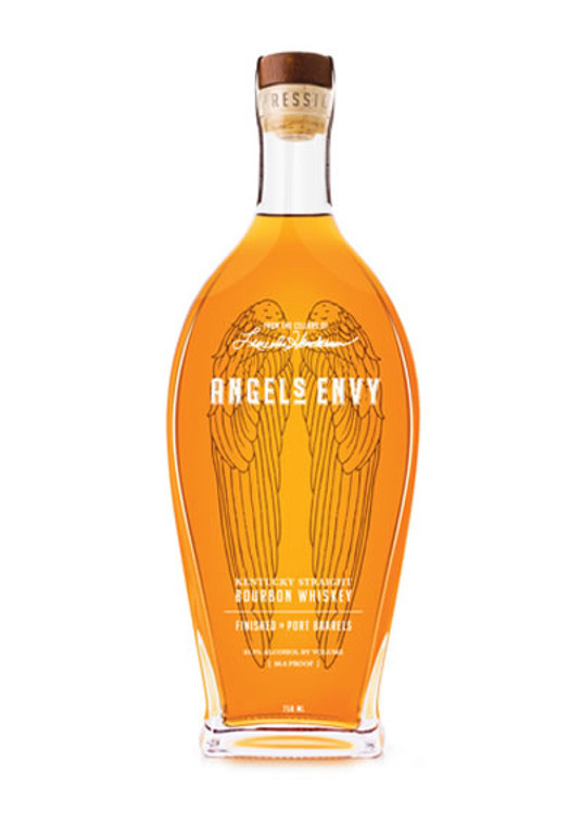 Angels Envy Port Barrel Finished Bourbon