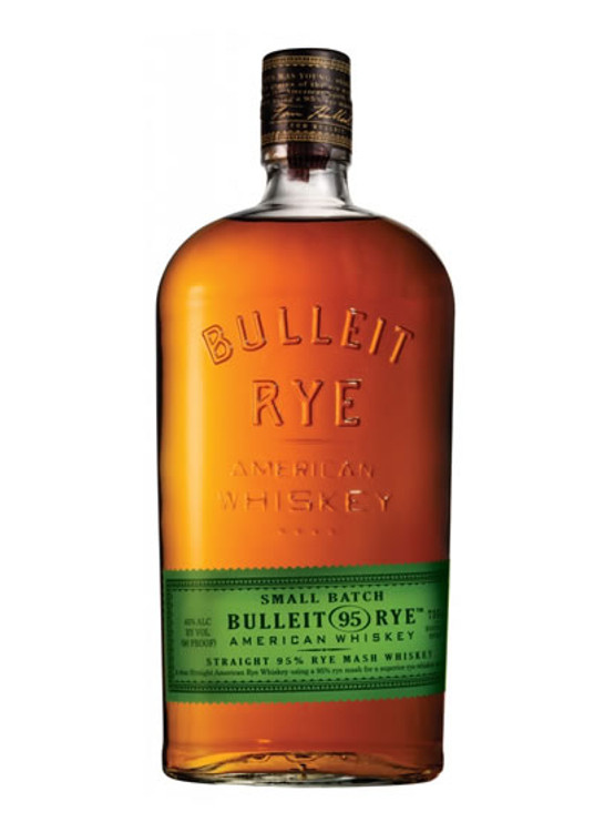 Bulleit Straight Rye 750ML