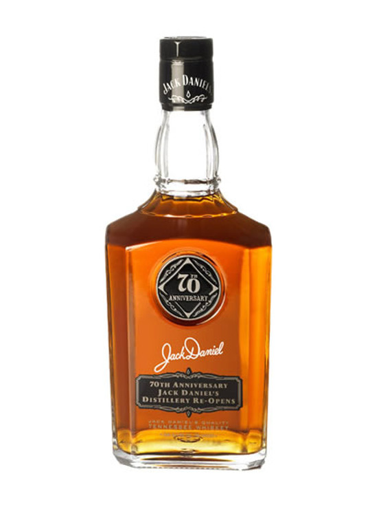 Jack Daniels 70Th Anniversary