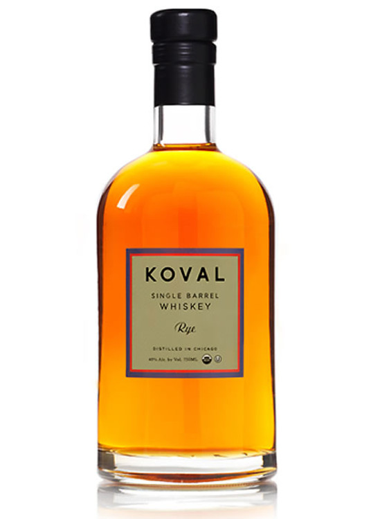 Koval Single Barrel Rye