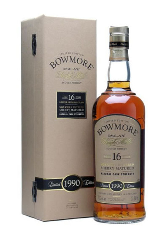 Bowmore 16 Years Old Port Finish 750ML