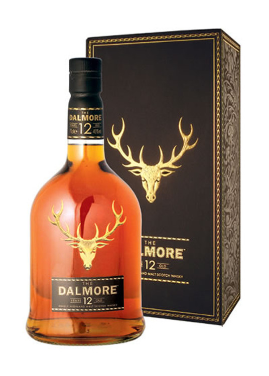 Dalmore 12 Years Old 750ML
