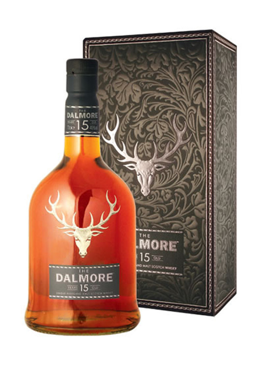 Dalmore 15 Years Old 750ML