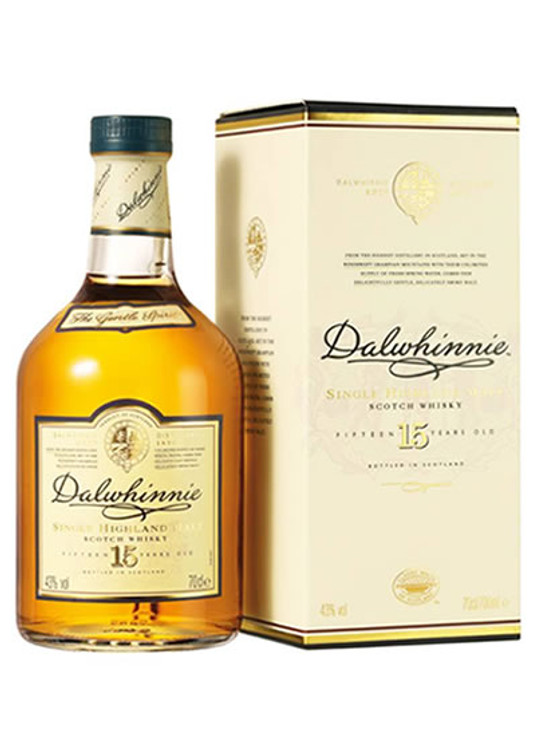 Dalwhinnie 15 Years Old 750ML