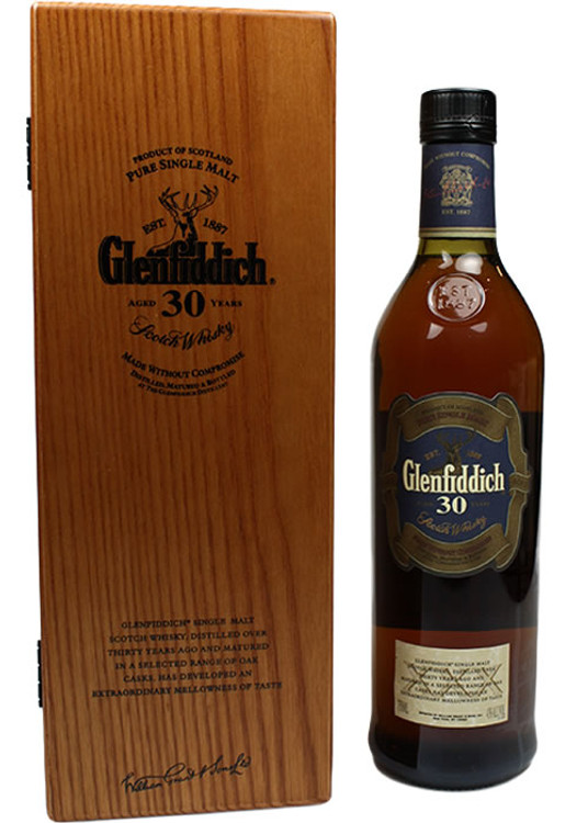 Glenfiddich 30 Year Old 750ML