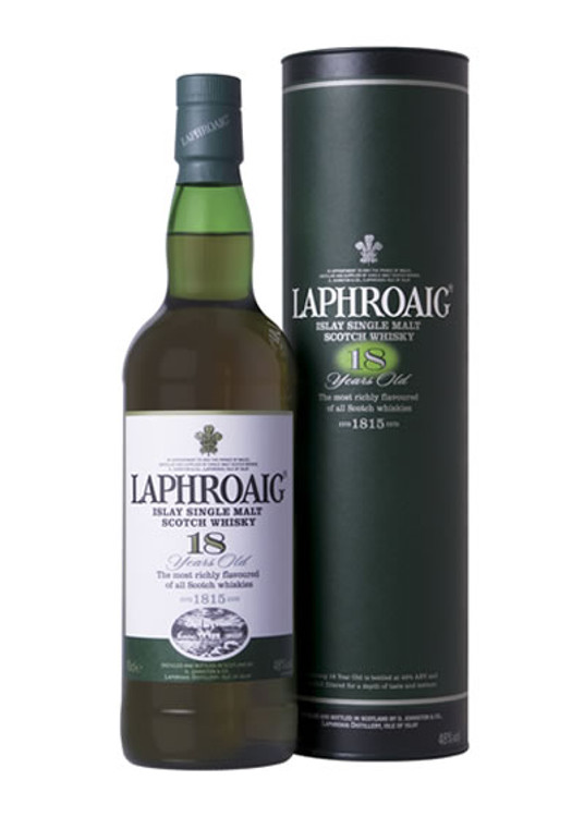 Laphroaig 18 Years Old 750ML