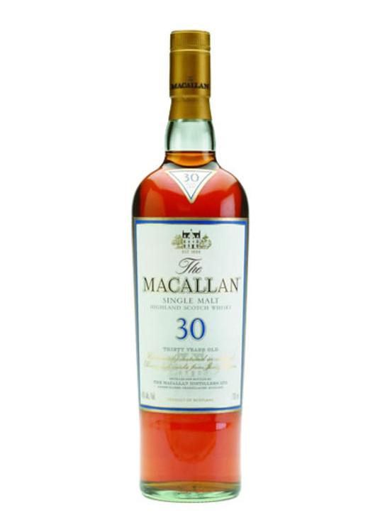 Macallan 30 Year Sherry Oak 750ML