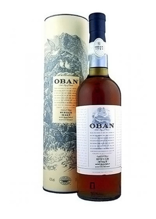 Oban 14 Years Old