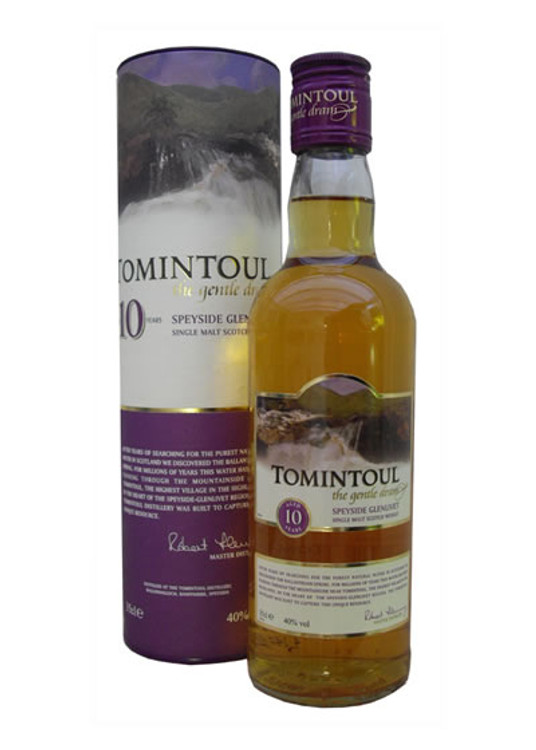 Tomintoul 10 Years Old