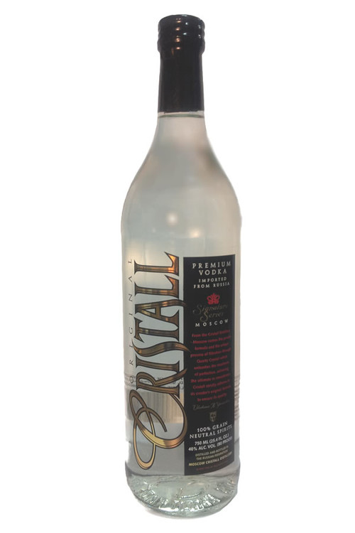Cristall Vodka 750ML