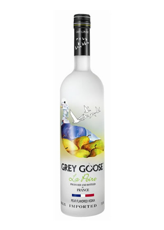 Grey Goose La Poire Vodka 750ML