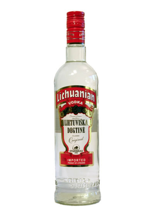 Lithuanian Vodka 1L